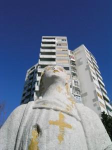 Kip Gospe žalosne na Kalvariji