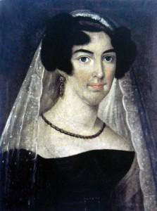 Portret Karoline Riječke