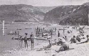 Plaža Veli pesak u Martinšćici