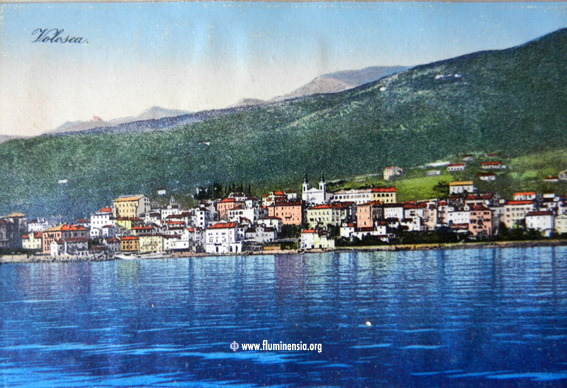 Volosko početkom 20. stoljeća