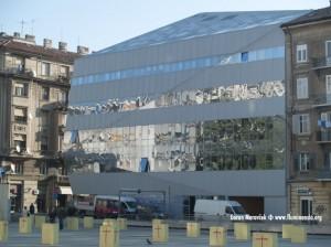 Pametna zgrada na Klobučarićevom trgu