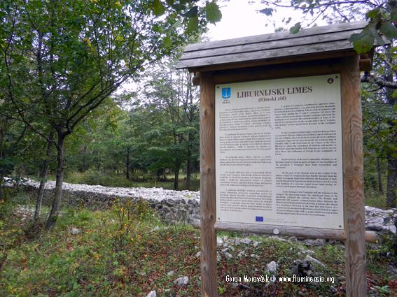 Rimski zid kod Studene