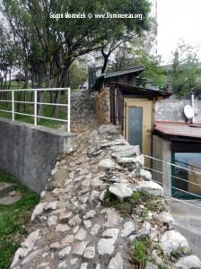 Rimski zid na Kozali