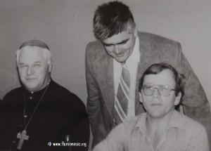 Pavlišić, Šimac, Juretić obnovitelji crkve u Rukavcu