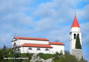 Župna crkva sv. Marka u Veprincu