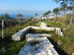Rimski bedem na Solinu