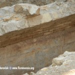 Žitnice pronađene Pod kaštelom prilikom kopanja temelja za novu kuću u tzv. Starom gradu