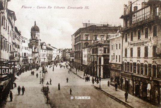 Korzo 1927. godine