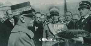 Talijanski kralj prima ključeve Rijeke