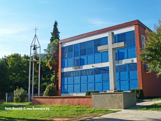 Kapela u Ičićima