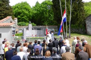 Spomenik nacističkim žrtvama u Lipi
