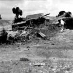 Srušeni zrakoplov TU-134