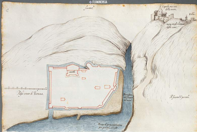 Grad Svetog Vida, Rijeka na prijelazu iz 16. u 17. stoljeće