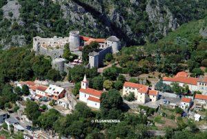 Trsatska gradina i drevna župna crkva sv. Jurja