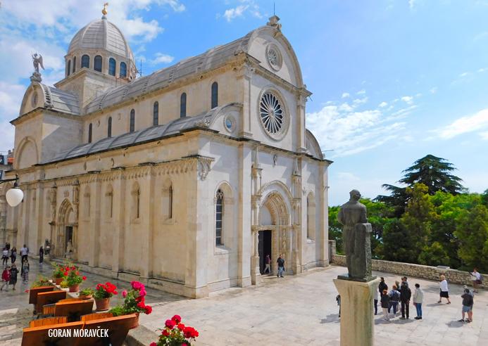 Šibenik, katedrala sv. Jakova na listi svjetske baštine UNESCO