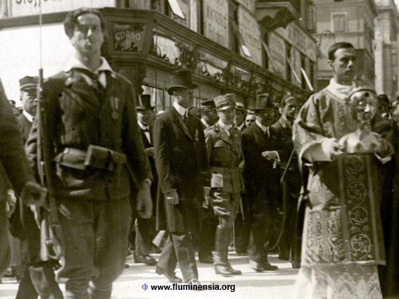 Riccardo Gigante i Gabriele D'Annunzio