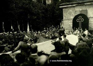 Ideologija tla, krvi i smrti: Krvavi Božić 1920. označio je kraj D'Annunzijeve vladavine, ali ne i njegovih ideja