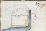Rijeka u Münchenskom atlasu na prijelazu iz 16. u 17. stoljeće