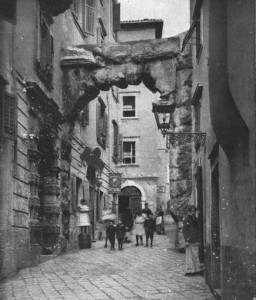Rimska vrata u Starom gradu