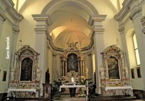 Ponutrica crkve sv. Jeronima u Rijeci