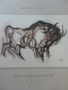 Monografija Grga Marjanović
