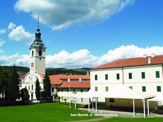 Franjevački samostan i crkva Gospe Trsatske