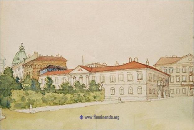 Stara guvernerova palača