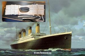 Spasilački prsluk s Titanica čuva se u Rijeci