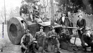D'Annunzijevi legionari u Rijeci 1920. godine