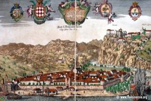 Rijeka 1689. godine
