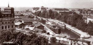 Mrtvi kanal dvadesetih godina prošlog stoljeća