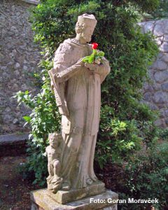 Trsatski sv. Nepomuk